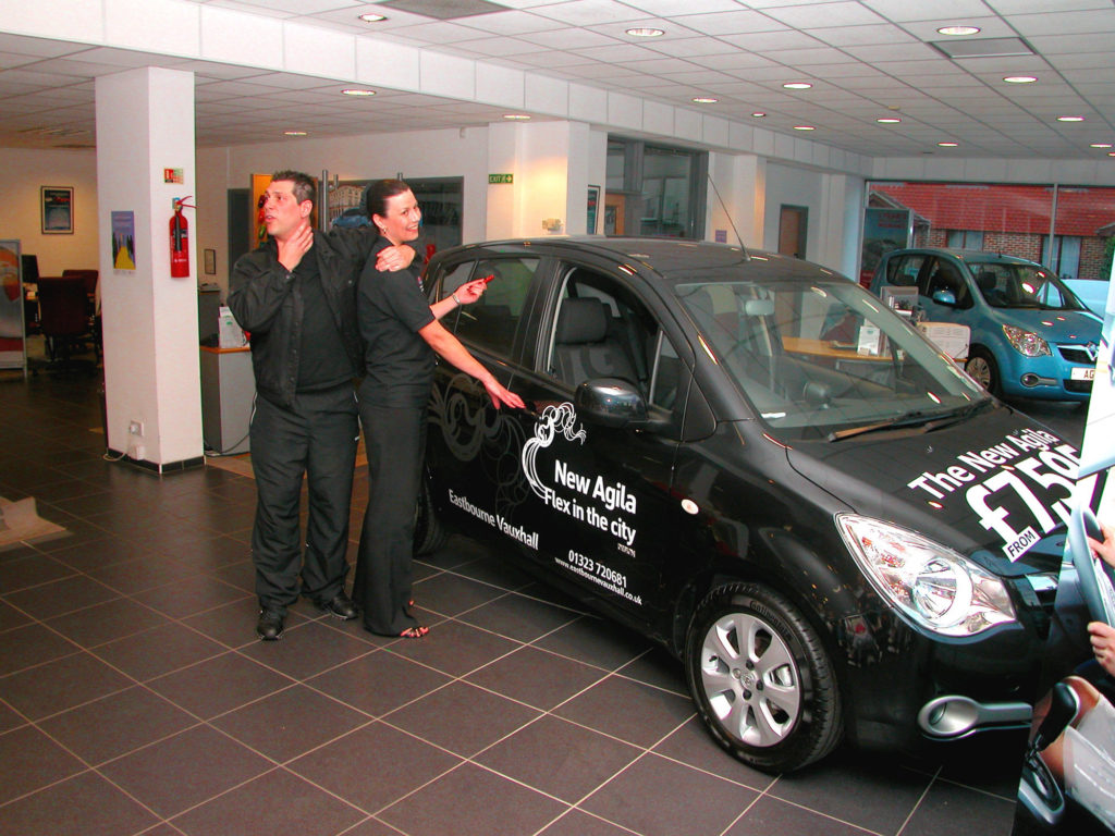 Women in the Driving Seat Evening