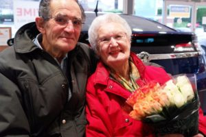 Mr and Mrs Bloxsome 60th Wedding Anniversary
