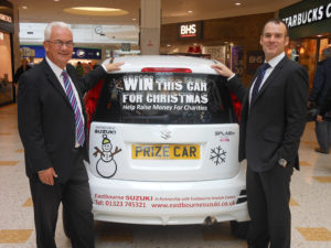Win a Car for Christmas