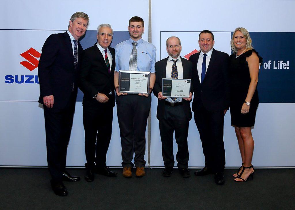 EMC's Suzuki Award Winners 2018