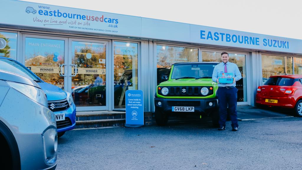 Eastbourne Suzuki Poppy Appeal 2019