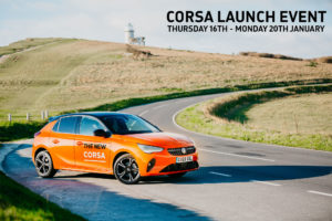 The All New Vauxhall Corsa 2020