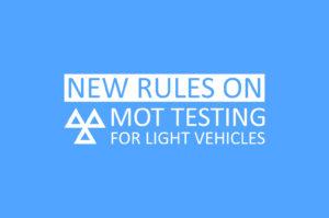 MOT Testing Rules