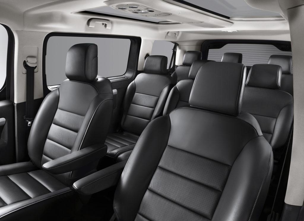 Vauxhall Vivaro-e Life