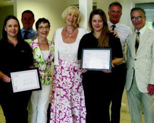 EH Staff Awards