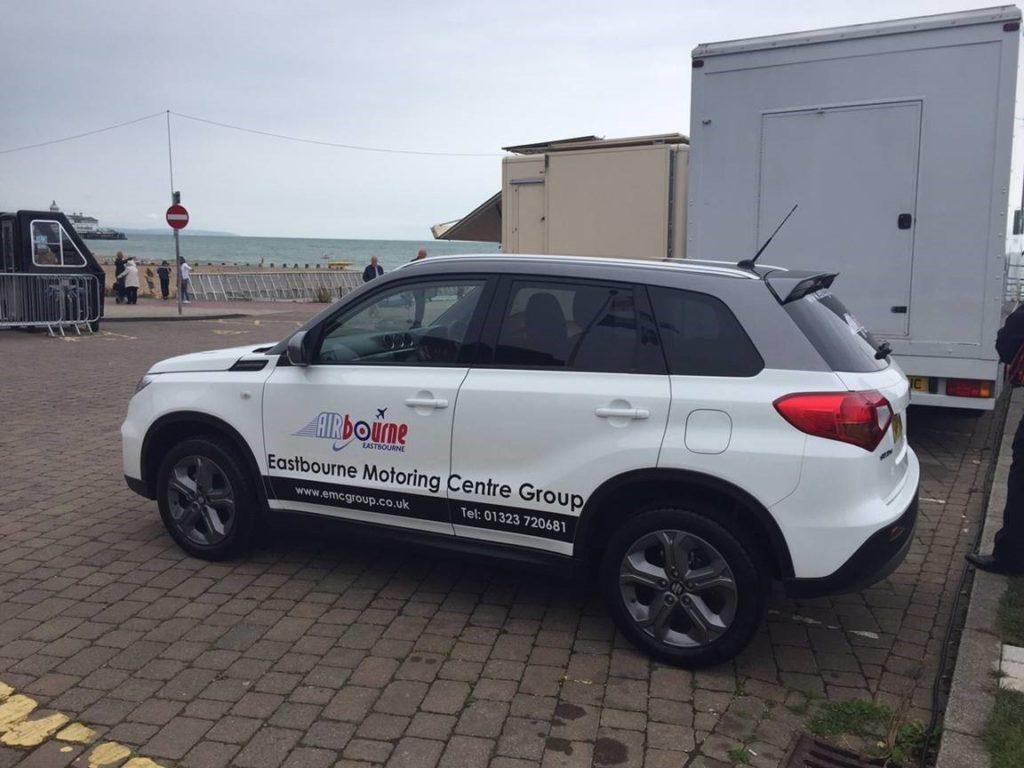 Suzuki Eastbourne Airbourne 2015