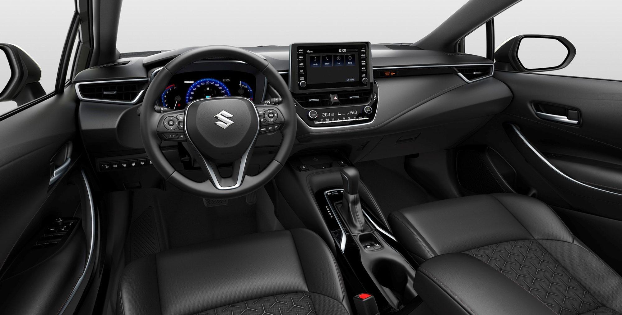 Suzuki Swace 2020 - Interior Design