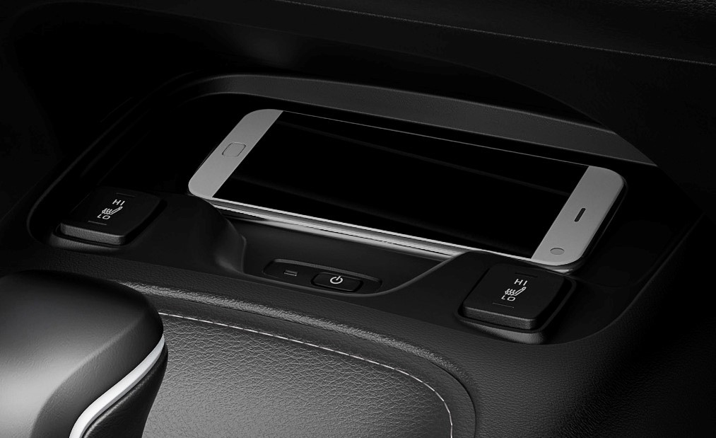 Suzuki Swace 2020 - Wireless Charging