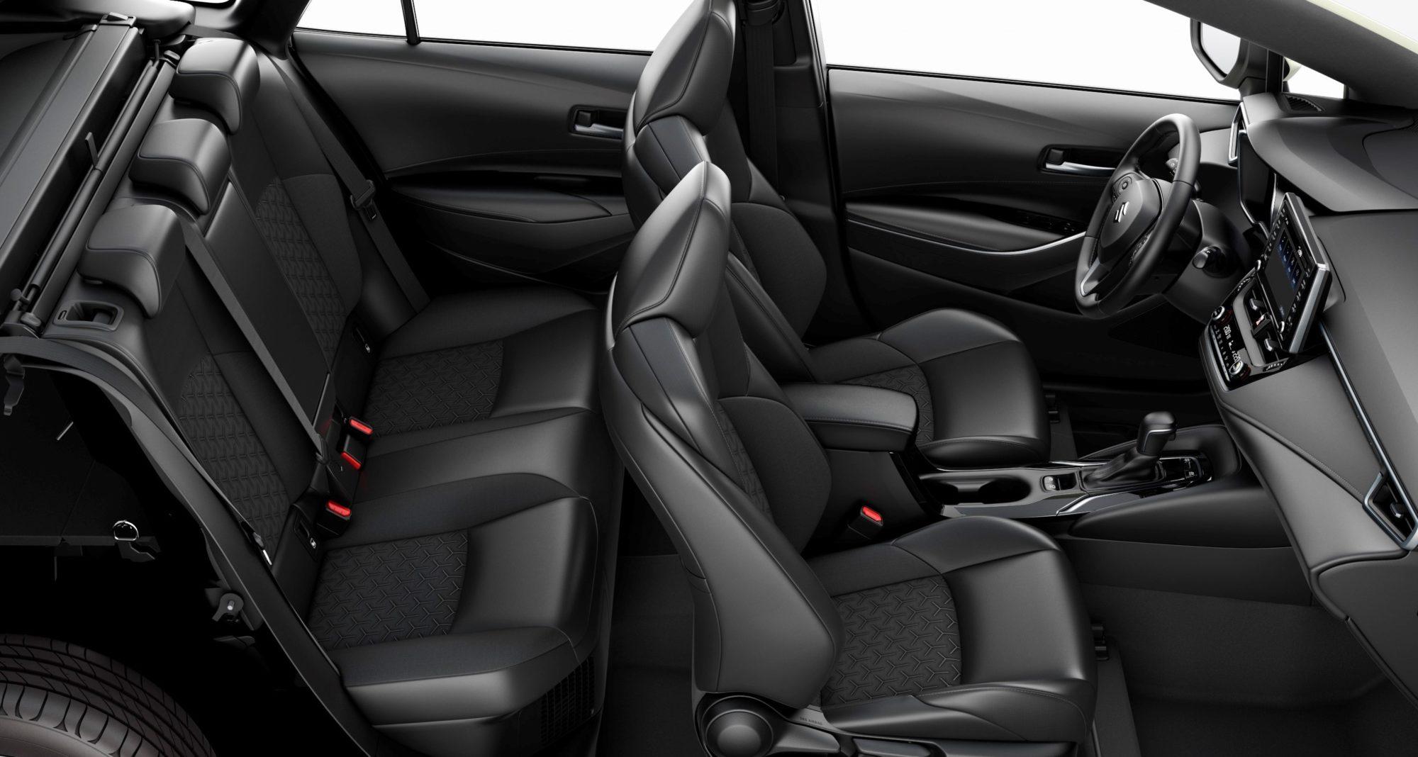Suzuki Swace 2020 - Cabin