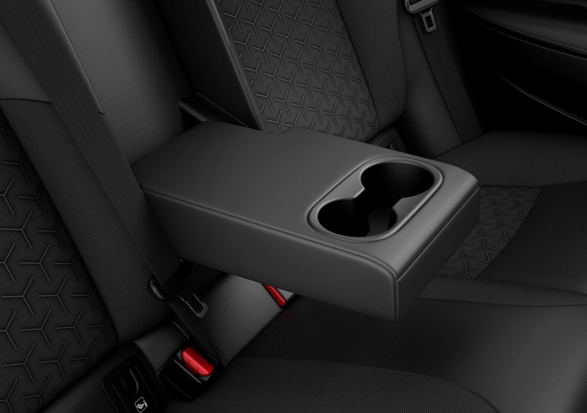 Suzuki Swace 2020 - Rear Centre Armrest