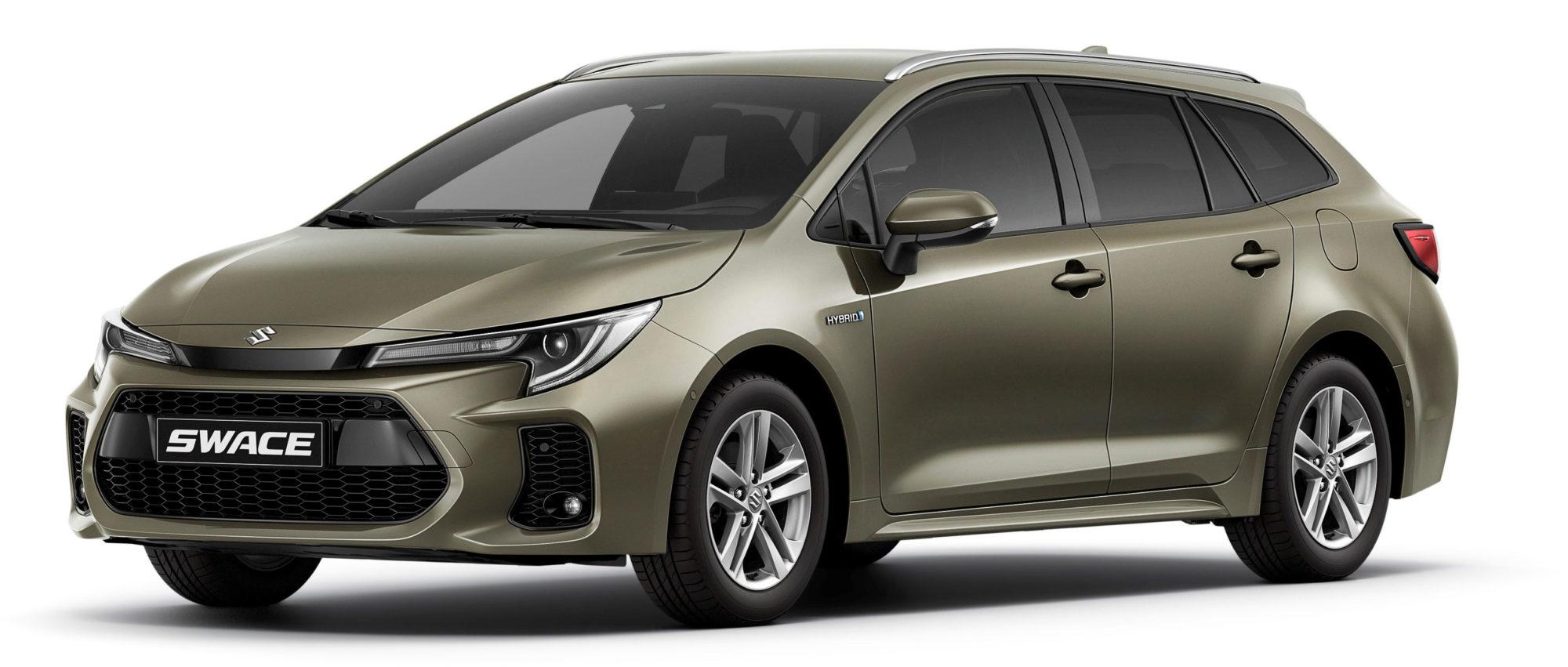 Suzuki Swace 2020 - Oxide Bronze Metallic