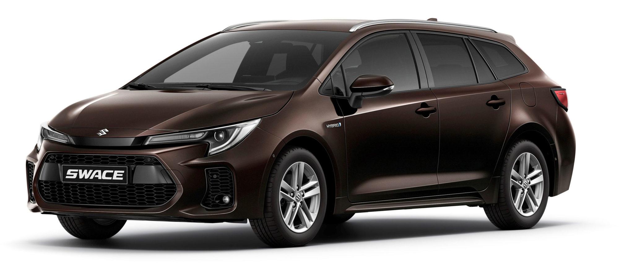 Suzuki Swace 2020 - Phantom Brown Metallic