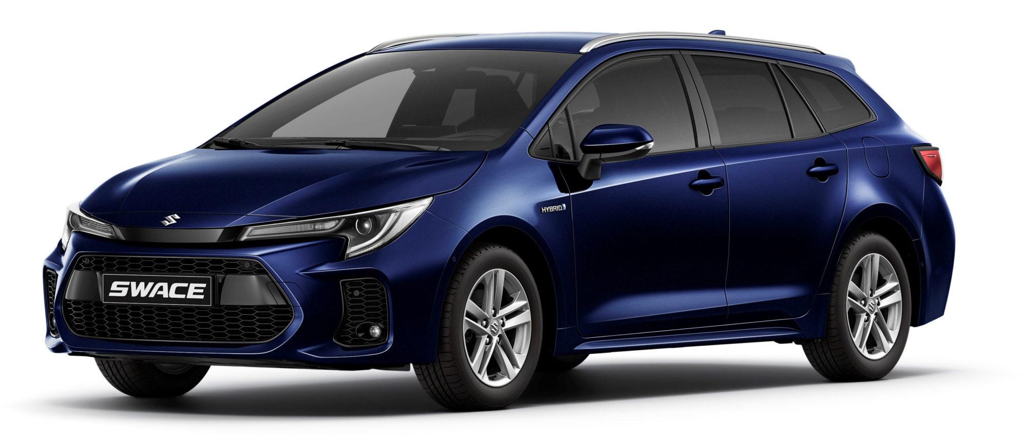 Suzuki Swace 2020 - Dark Blue Mica