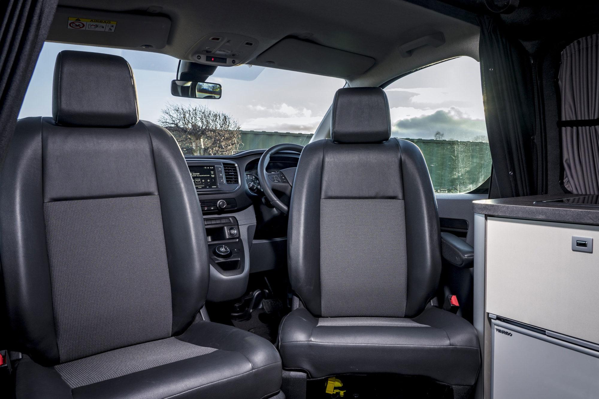 Vauxhall Vivaro Elite Campervan Chairs