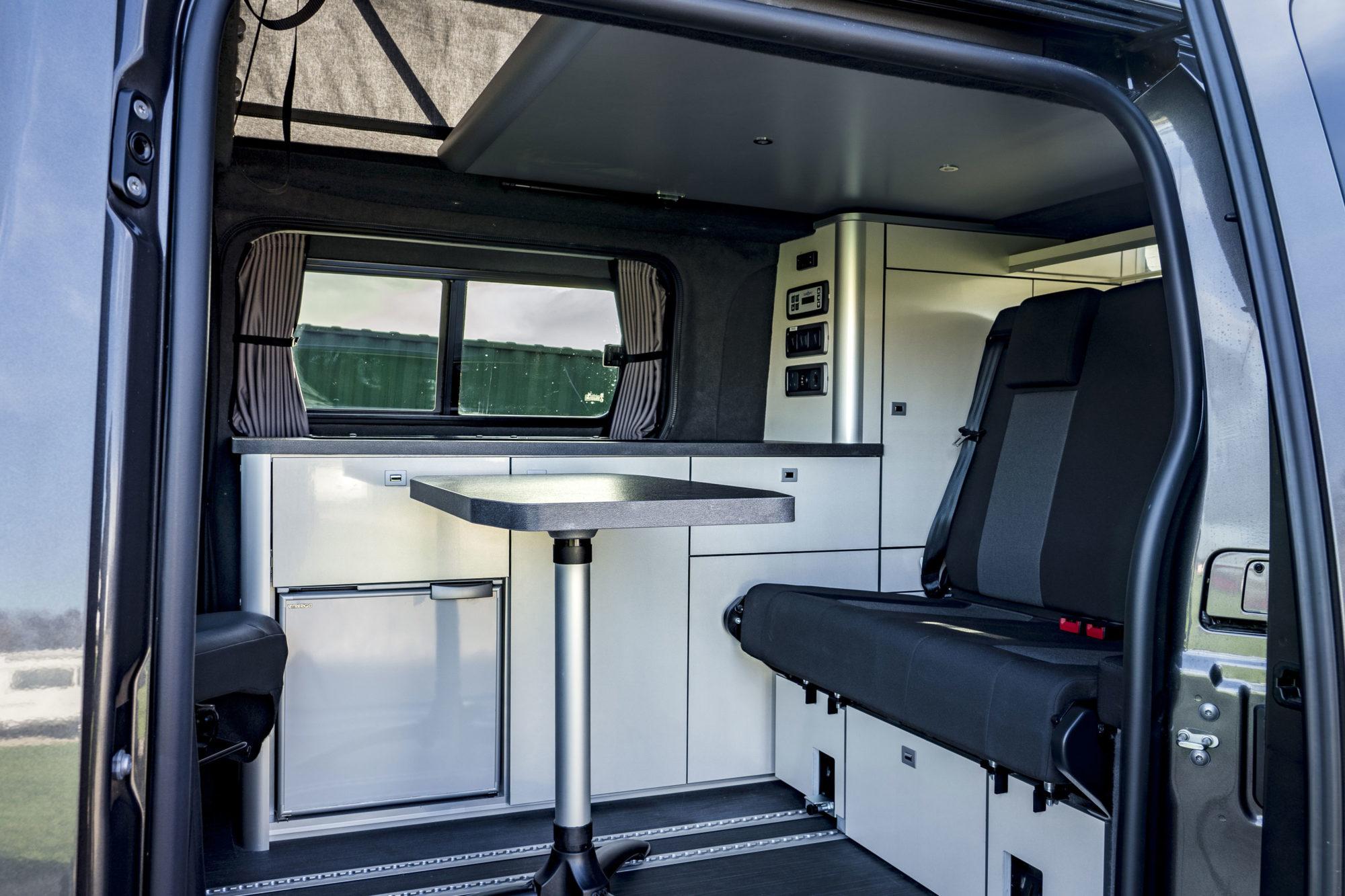 Vauxhall Vivaro Elite Campervan Table