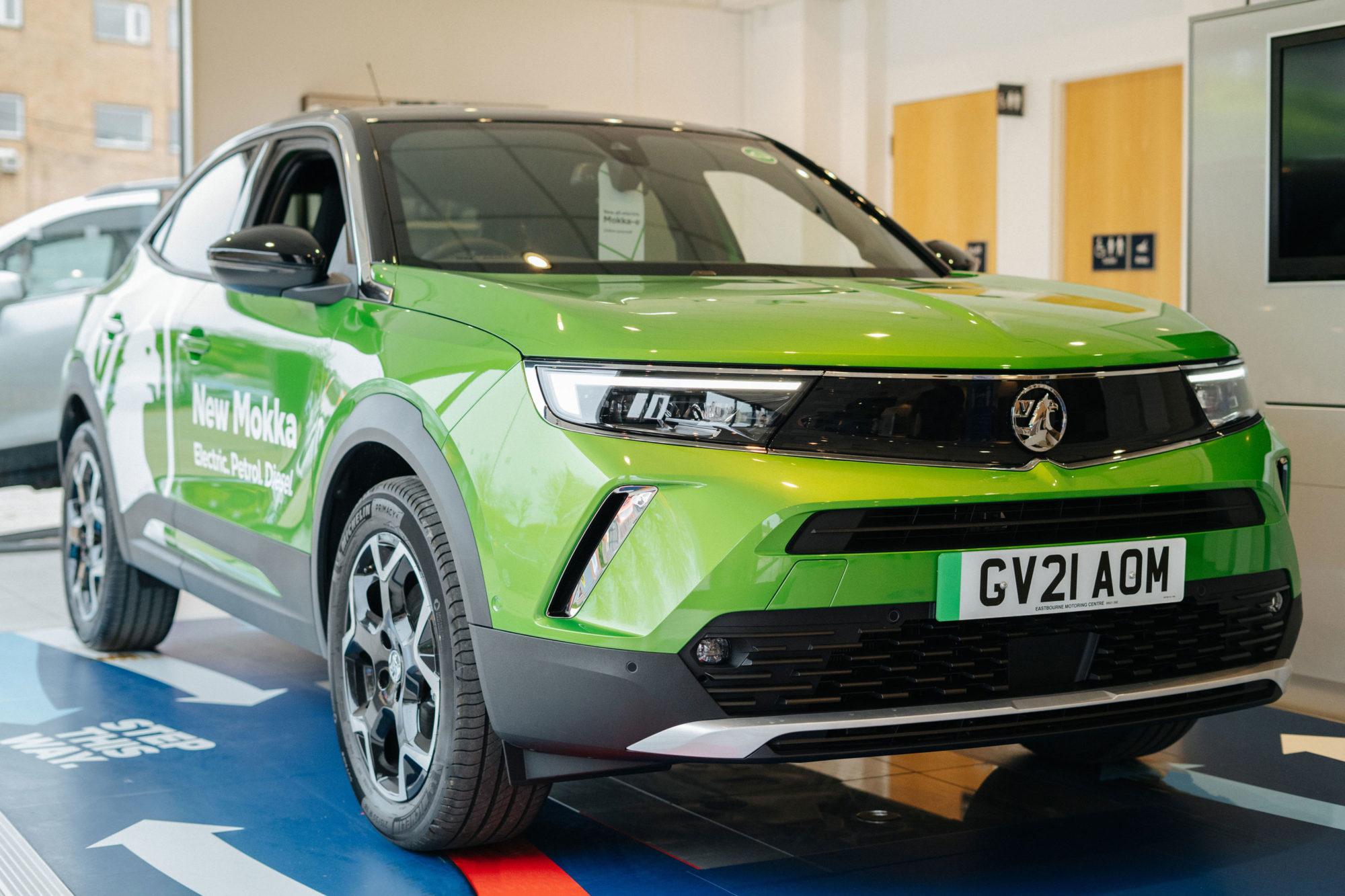 Vauxhall Mokka 2021