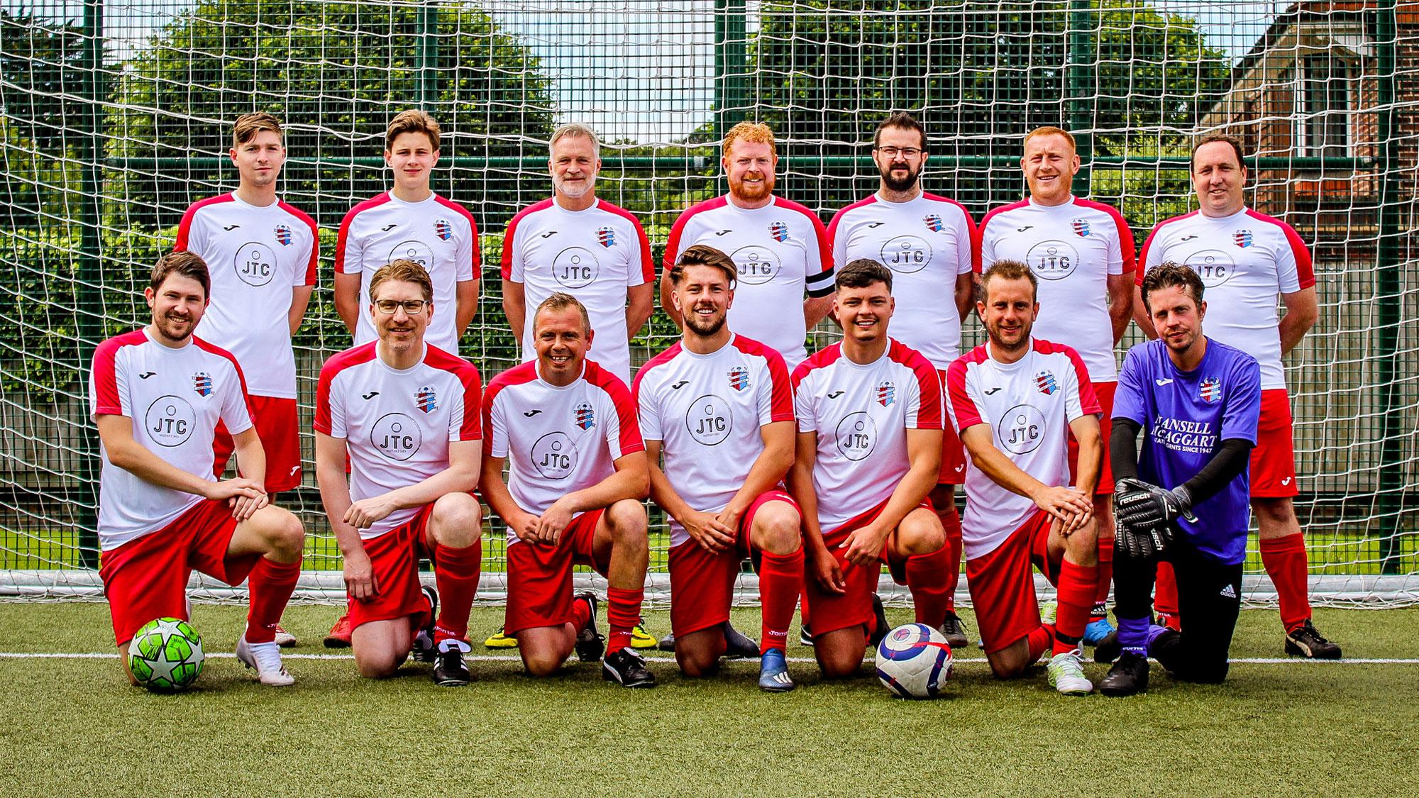 EMC Football Team